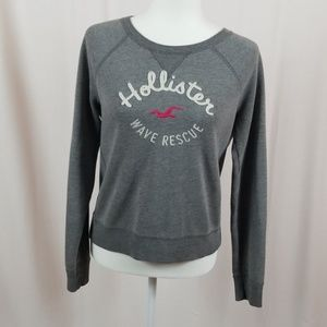Hollister Geay Sweatshirt. Size medium.